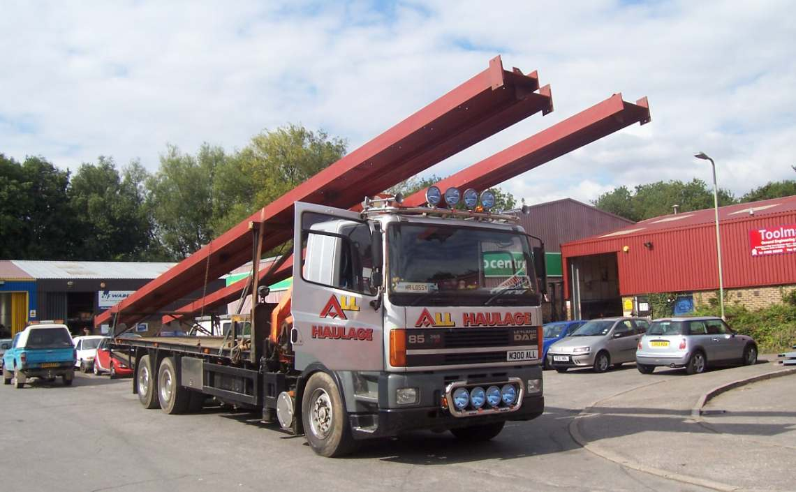 Heavy Scrap Car Transport Hampshire